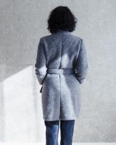 Schnittduett Cardigan Wrapped - Wickel Cardigan Schnittmuster - Wir bieten moderne Schnittmuster für Damen