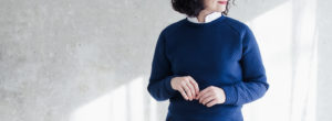 Schnittduett - Schnittmuster Raglan Sweater Wrapped - Moderne Schnittmuster für Damen zum selbernähen