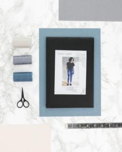 Schnittmuster Hose Wrapped - Schnittmuster - Wir bieten moderne Schnittmuster für Damen zum selbernähen
