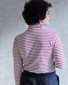 Rollkragen-Shirt und Maxikleid Modular Collection - Schnittduett - Moderne Schnittmuster für Frauen, die minimalistische Mode lieben