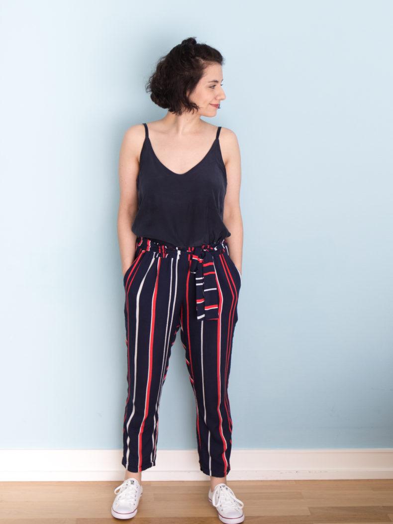 Schnittduett - Schnittmuster Hose selbernähen - Wir bieten moderne Schnittmuster für Damen