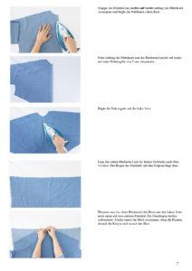 Schnittmuster Bluse Nähanleitung: Schnittduett Schnittmuster Oversize Bluse und Blusenkleid Cocoon - Wir bieten moderne Schnittmuster für Damen
