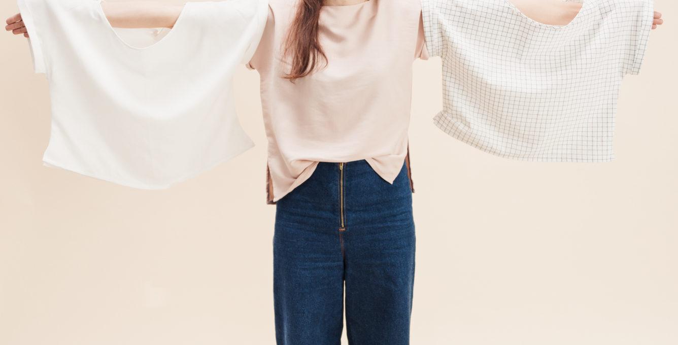 Schnittmuster Blusenshirt nähen: Tipps und Tricks zur Anpassung