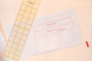 Anleitung Bloom Blusenshirt mit langen Ärmeln nähen - Schnittduett