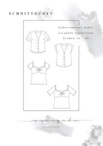 Schnittmuster-Paket Escapade Collection